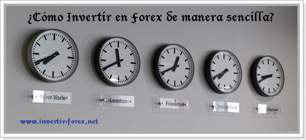 invertir-en-forex-horario