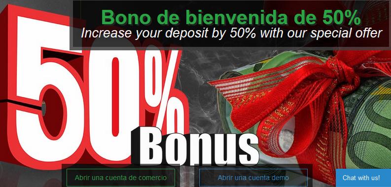 Bono gratuito forex